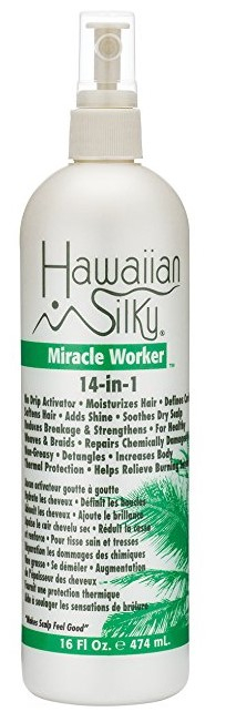 Hawaiian Silky Miracle Worker